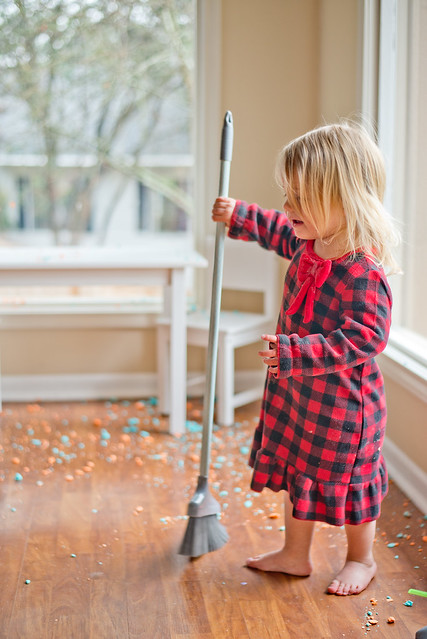Amelia Cleaning
