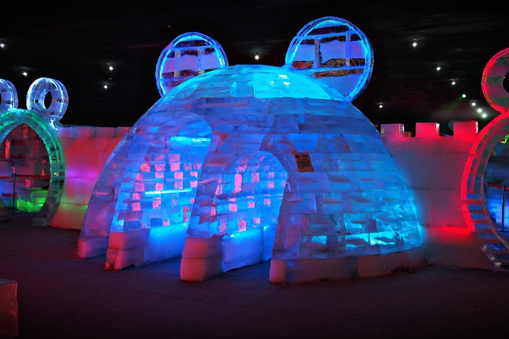 台中高鐵-2015正宗哈爾濱冰冰燈冰雕展-22