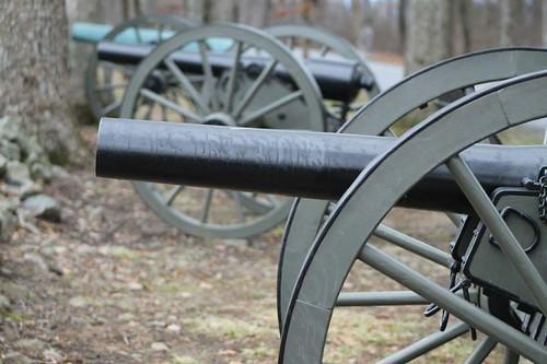 Gettysburg - Seminary Ridge