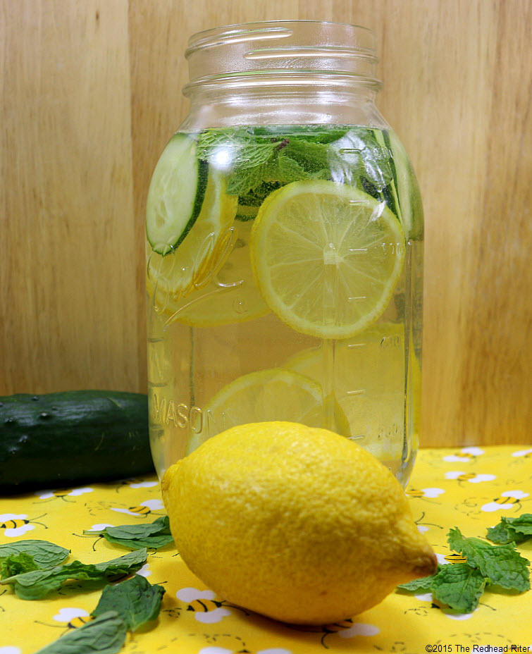 Detox Water Recipes For Hydration, Weight Loss, Cleansing, Anti-Bloating And Enjoyment 10