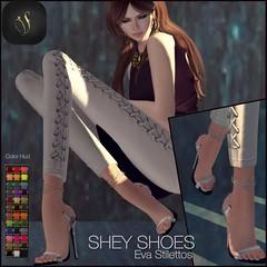 Eva Stilettos SHEY SHOES