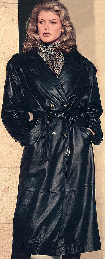Flickr Photos Of Leather Coat Picssr