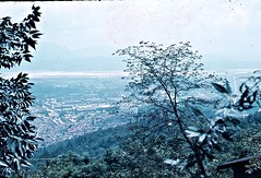 Seoul, Looking South from Namsan, 1967