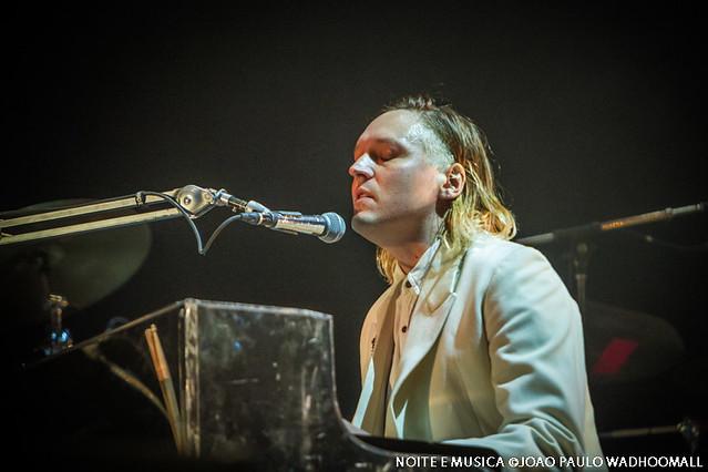 Arcade Fire - NOS Alive'16