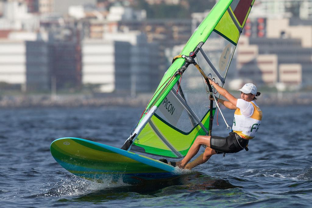 Charline Picon RIO 2016_Copyright Sailing Energy - World Sailing (3)