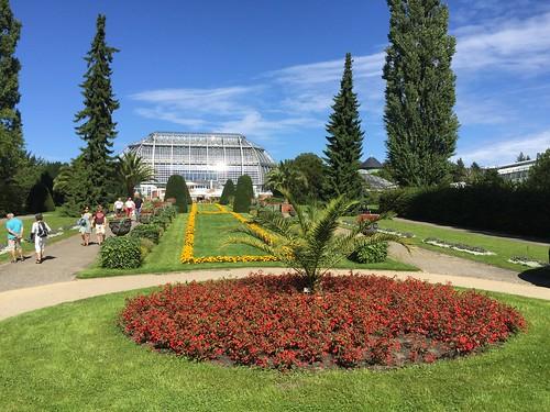 Berlin Dahlem Botanical Garden