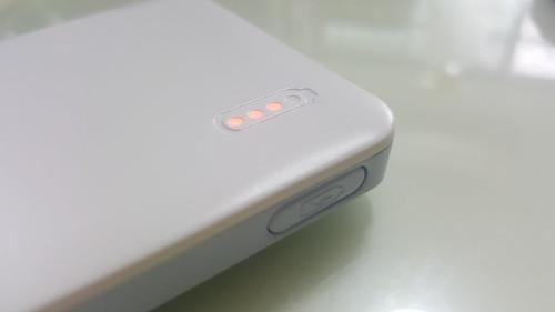 ไฟ LED แสดงระดับแบตเตอรี่