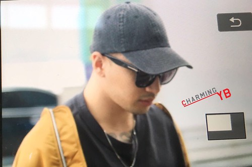 Big Bang - Incheon Airport - 24jun2016 - CharmingYB - 02