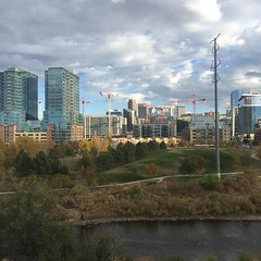 #Denver is growing. Amazing to see the transition.  #visitbutdontmovehere