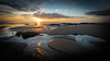 Welsh West Coast Sunset.