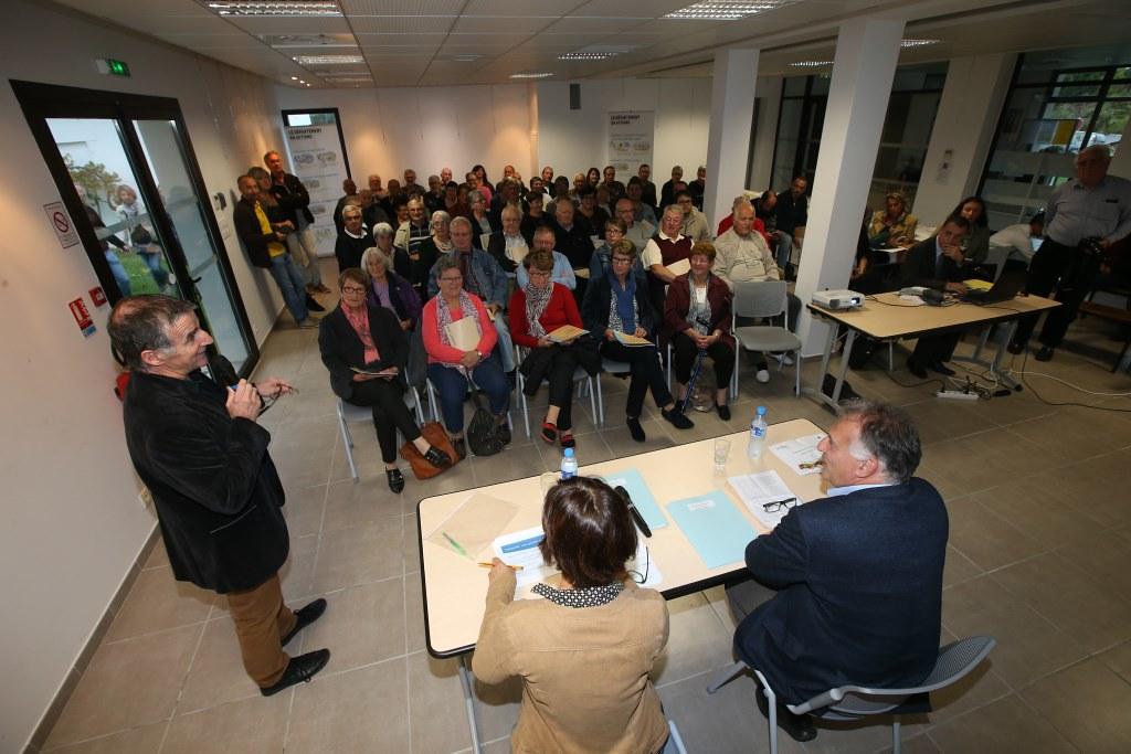 Rencontres territoriales XL en Côte d'Argent