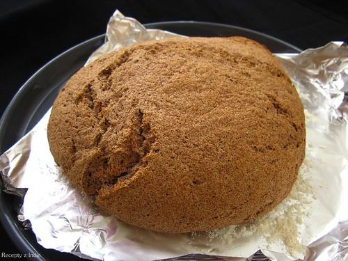 Ragi chlieb