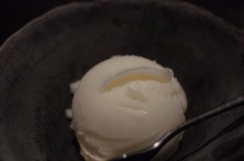 lemon sherbet 季節のシャーベット
