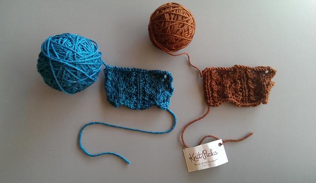 Baby Fern stitch