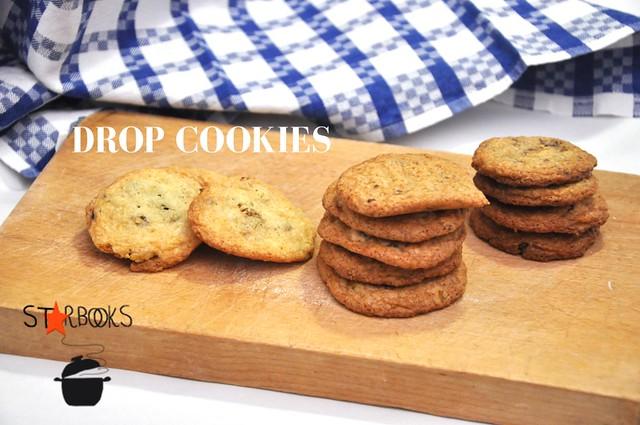 Gluten free drop cookies