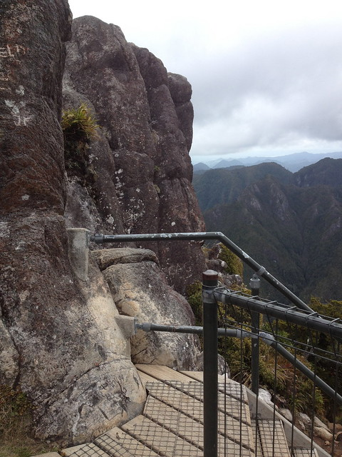 viewing platform - the Pinnacles