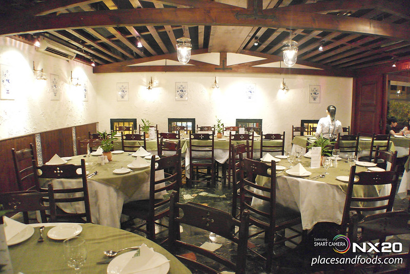 restaurante litoral interior