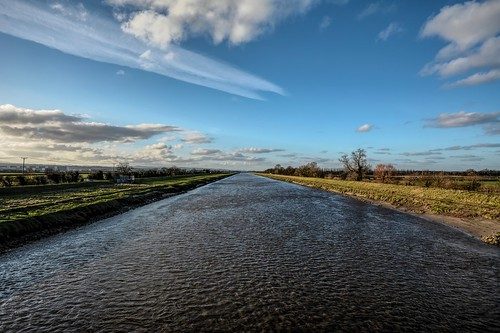 uk sky weather clouds river nikon skies view cloudy vista viewpoint broughton waterdroplets waterway icecrystals cloudscapes riverdee d7100 sigma1020mmf35exdchsm cloudsstormssunsetssunrises