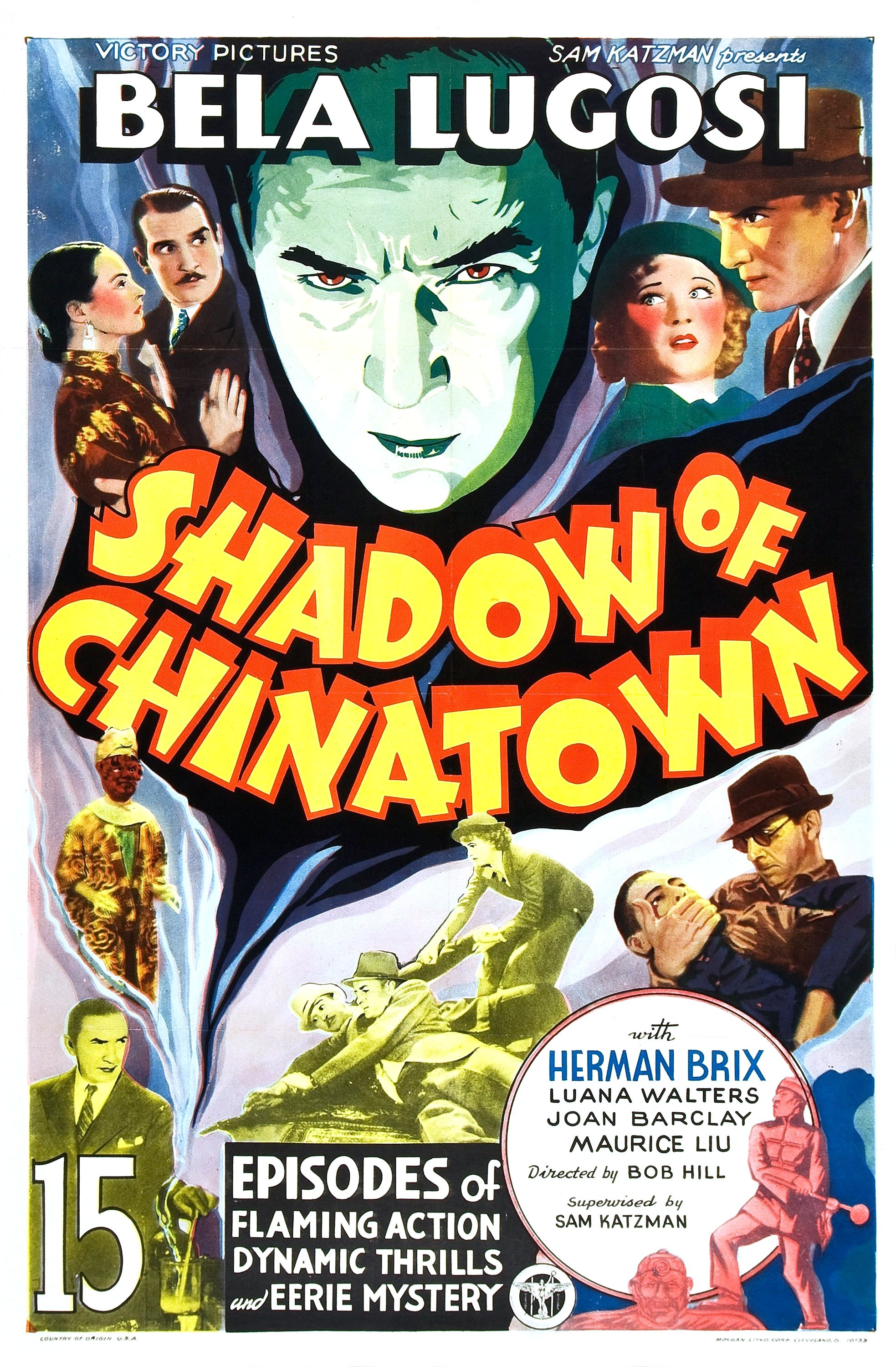 Shadow of Chinatown (1936)