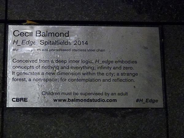 cecil Balmond