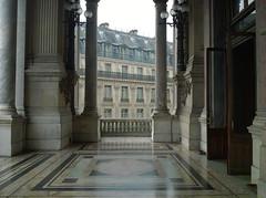 Opera balcony (I)