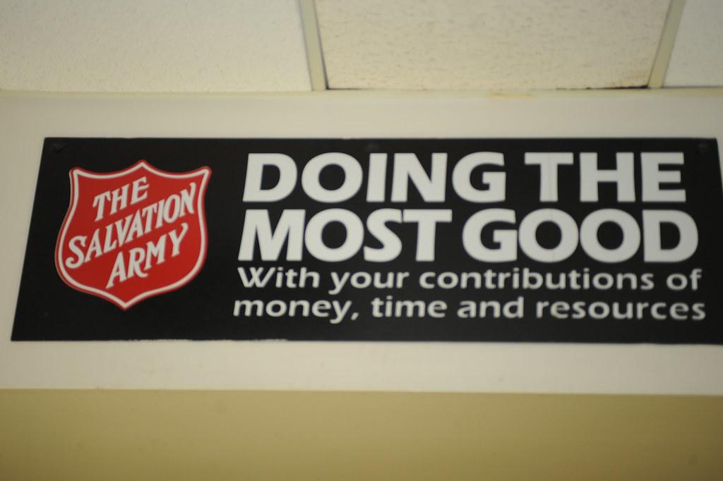VCSA Salvation Army