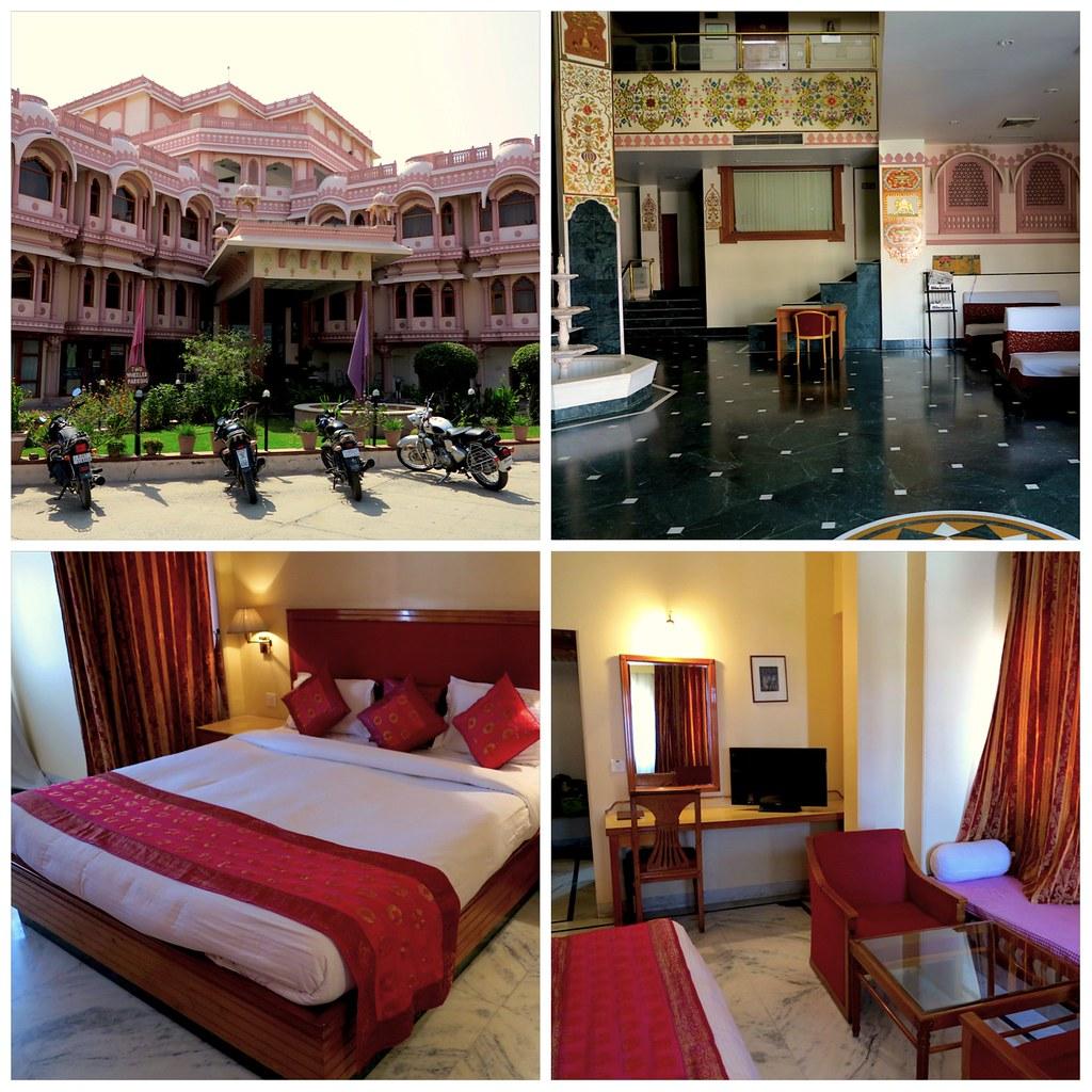 Raj Villas Palace, Bikaner