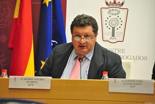 Manuel Sanchez de Diego, profesor de Derecho Constitucional de la UCM