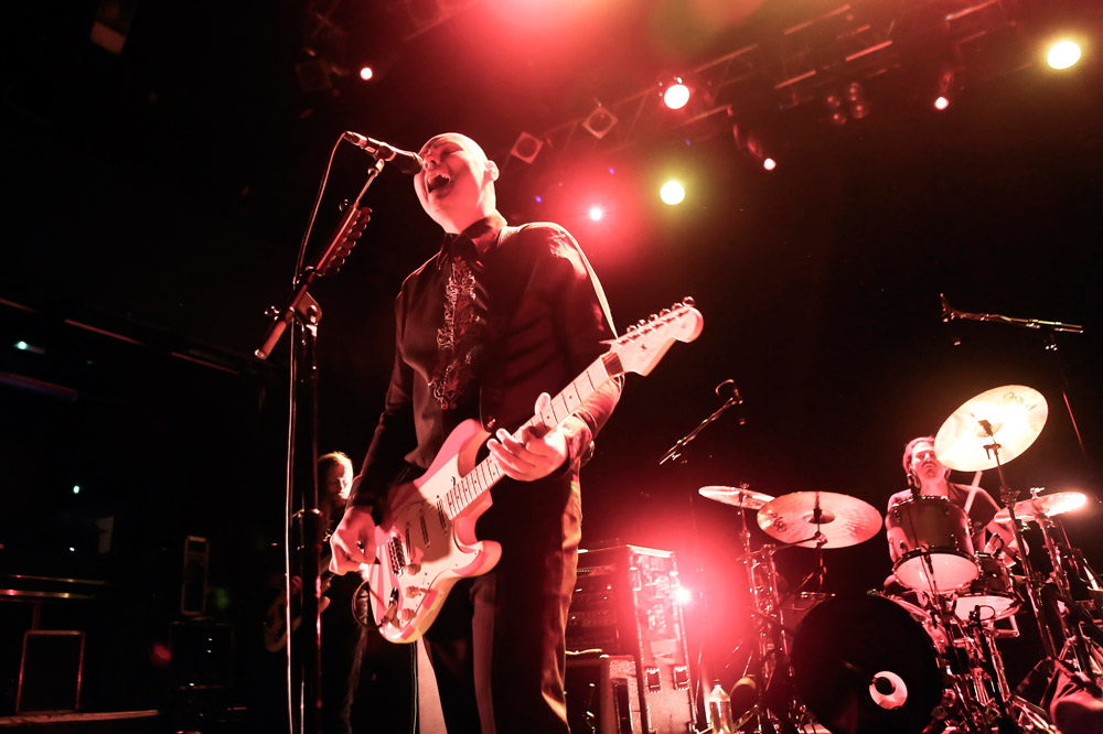 Smashing Pumpkins @ Koko, London 05/12/14