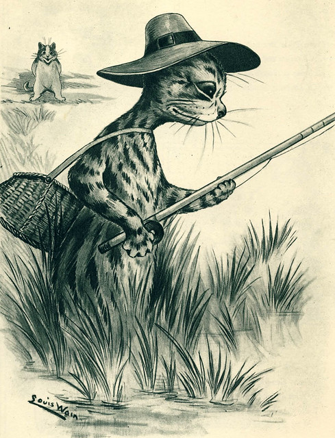 006-Louis Wain-via miscellaneous-pics.blogspot
