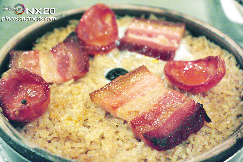restaurante litoral baked duck rice