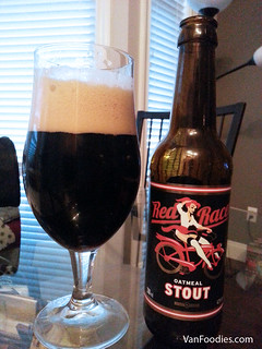 Day 6: Red Racer Oatmeal Stout