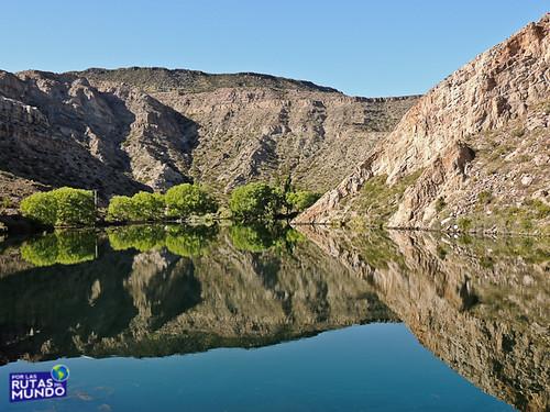Por las Rutas del Mundo en Bici - Mendoza - Cañon del Atuel