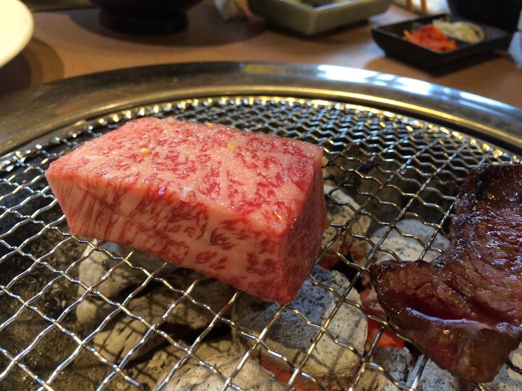 ステーキ肉ランチ