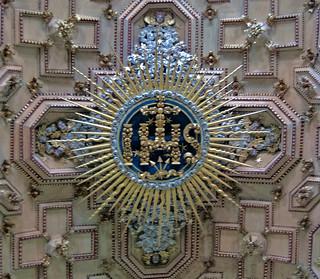 ภาพของ Pelourinho. blue brazil church gold cathedral salvador ihs ceilingmedallion