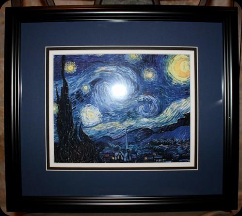 fulcrum gallery's starry night