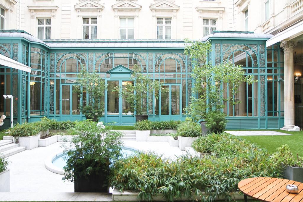 Westin hotel, Paris