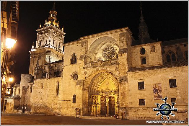 Catedral de de El Burgo de Osma (Soria)