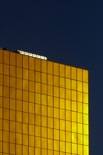 yellow sunrise baku azerbaijan highrise smc 135mm f35 glassfacade pentaxm
