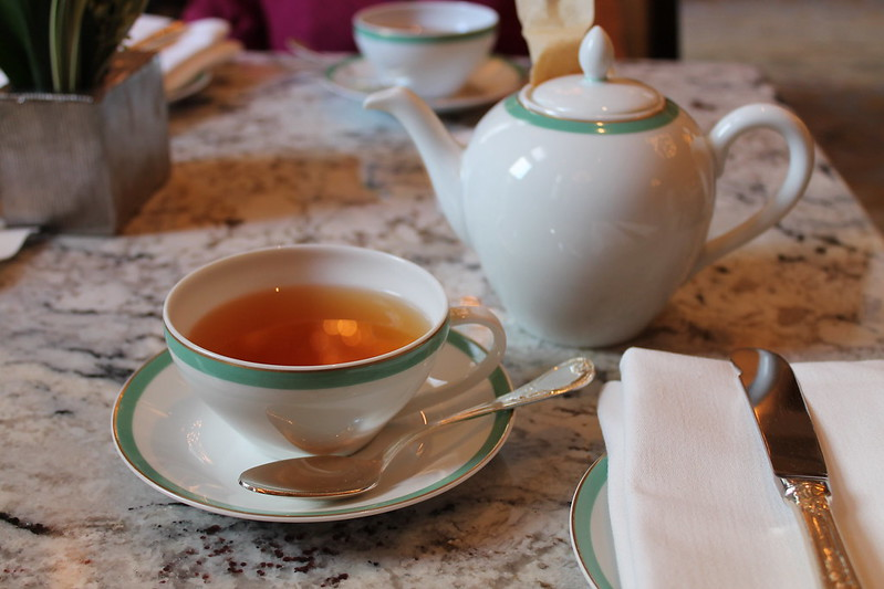 Tea Afternoon at The Plaza