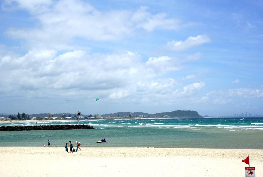 Gold coast australia - the beach-001