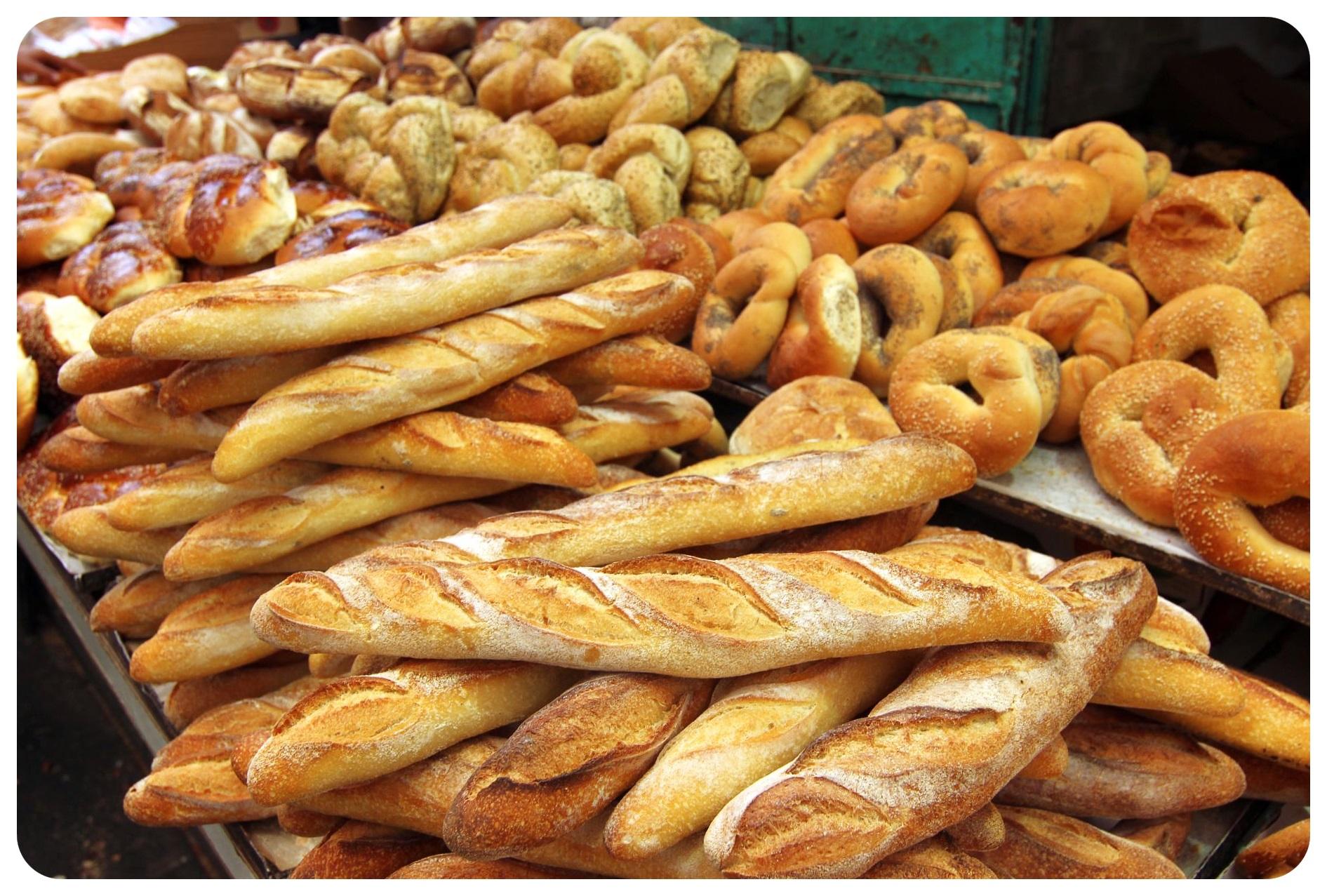 israel bread