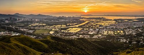 landscape hongkong sony magicmoment yuenlong 元朗 雞公嶺 a7r kaikungleng pentaxfa31mmf18limited 香港山峰 peaksofhongkong
