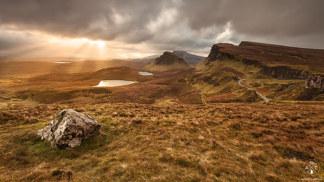 Antonio Carrillo Lopez - Quiraing