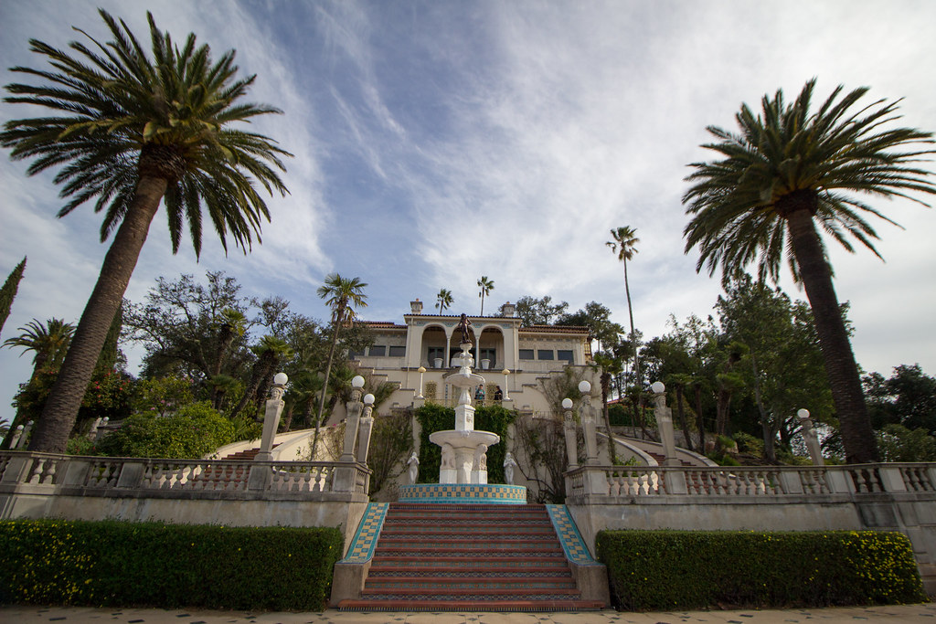 Hearst Castle, Kalifornia