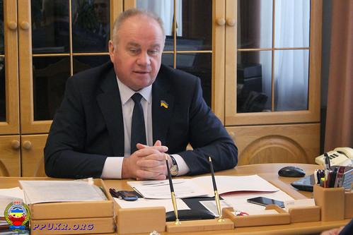 Голова Кіровоградської обласної Ради Чорноіваненко Олександр Анатолійович (3)