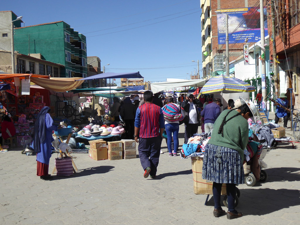 Uyuni. Bolivia