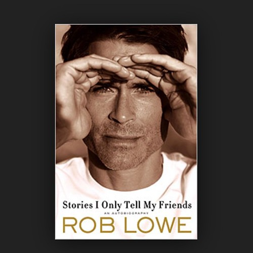 Book 3 of 2015 is in the books 😉 Stories I Only Tell My Friends by Rob Lowe. And item no. 26 on #26bookswithbringingupburns - a book based on a true story. My two second review: I really enjoyed it. Fun to get a bit of the back story on some of my fa