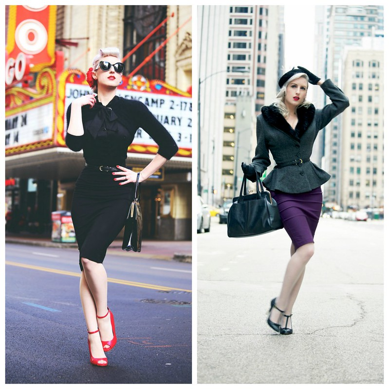 chicago chic outfits