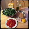 Cucina Dello Zio #homemade #Einkorn and #Rapini #CucinaDelloZio - @AuroraImporting - Ingredients